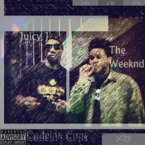 Artist: Juicy J ft. The Weeknd Song: Codeine Cups