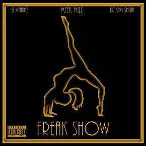 Song: Freak Show Artist: Meek Mill ft. DJ Sam Sneak and 2 Chainz (Click Image to Listen)