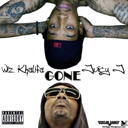 Wiz Khalifa ft. Juicy J: Gone (Cover Art) [ReDraft] | Mr ...