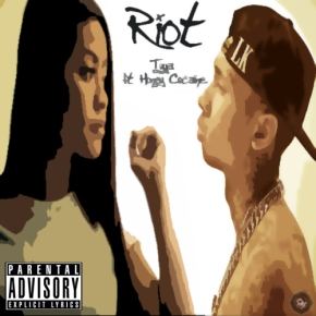 Song: Riot  Artist: Tyga ft. Honey Cocaine Mixtape: Well Done 3 (Click Image to Listen)